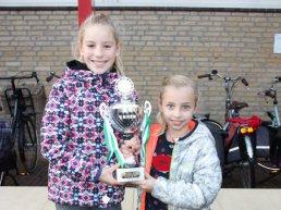 De Wegwijzer wint prijs voor de sportiefste school