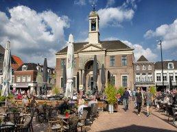Politie houdt verdachte aan voor vernieling oude stadhuis Harderwijk