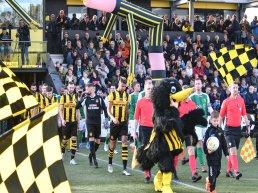 VVOG verliest door lucky goal van DVS'33 (wedstrijdverslag)