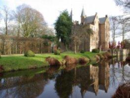 Lezing Henny van der Wilt: kriskras door Nederland