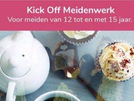 Kick Off Meidenwerk