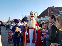 Intocht en route Sinterklaas Harderwijk 2019