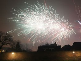 454 Kilo illegaal vuurwerk aangetroffen in woonwijk