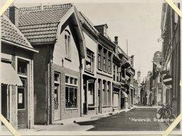 Geveltuintjes aan Bruggestraat