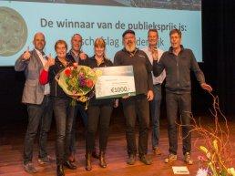 Gouden Gelderse Roos: Vischafslag Harderwijk wint de publieksprijs