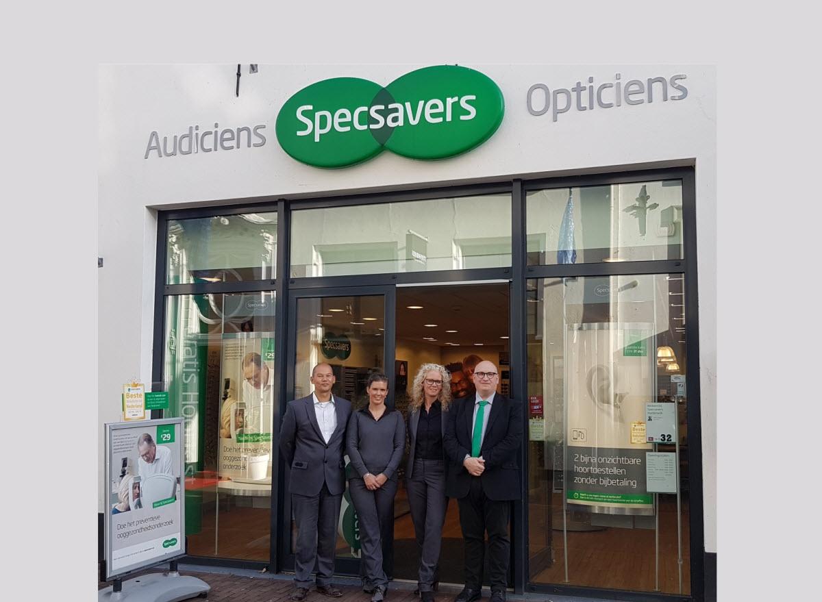 Specsavers Harderwijk viert 16-jarig jubileum