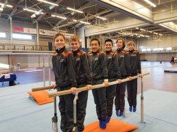 Keuze turners Olympia Harderwijk in de prijzen