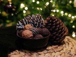Pepernotenwinkel Van Delft wordt chocoladewinkel met kerst