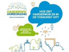 'Harderwijk Horizon 2040' brengt toekomst leefomgeving in kaart