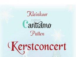 Kerstconcert Kleinkoor Cantiamo