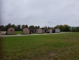 Tiny houses toch niet volledig off-grid