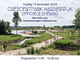 Officiële opening Crescentpark