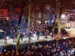 Succesvolle editie Kerst met de Zandtovenaar in Harderwijk