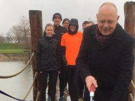 Crescentpark Drielanden officieel open