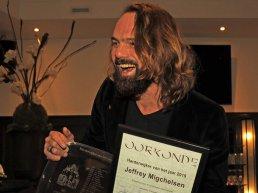 Jeffrey Migchelsen is gekozen tot Harderwijker van het Jaar 2019