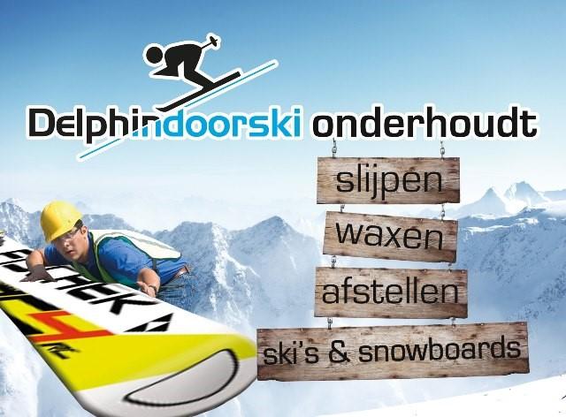 Kerstcursus skien en snowboarden