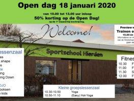 Opendag Sportschool Hierden