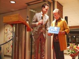 Piet Dijkstra Prijs voor mevrouw Roelie Smidt