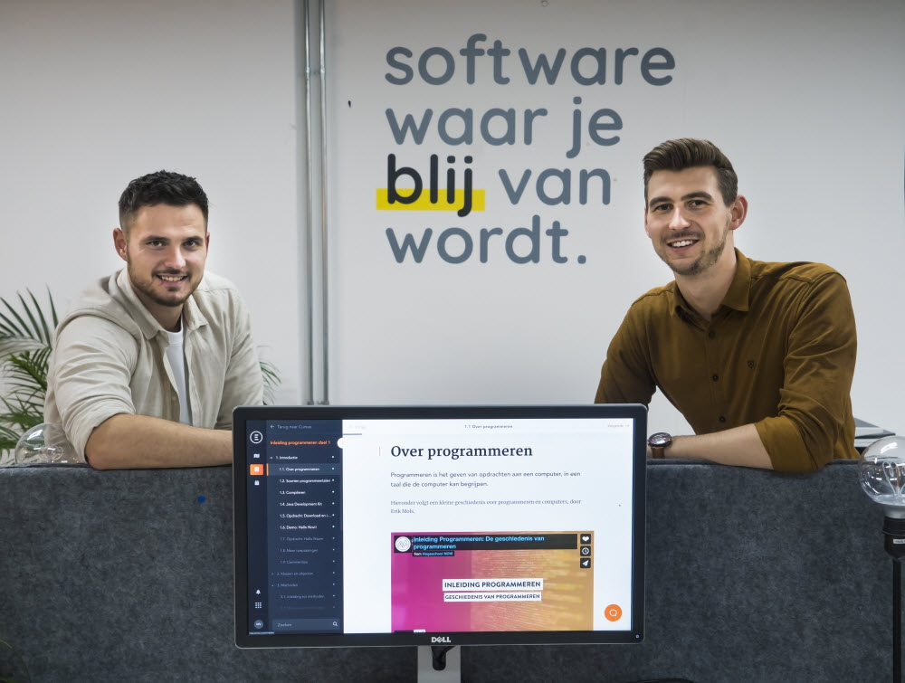 Index Software leerplatform flexibel en efficiënt