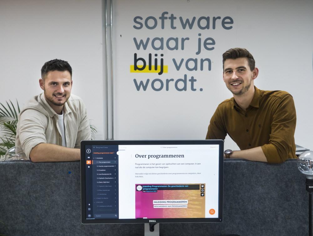 Index Software leerplatform flexiebel en efficiënt