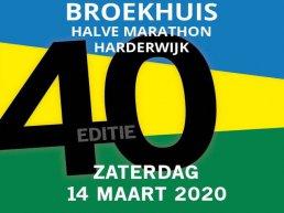 Bedrijvenloop 5 km en 10 km tijdens de Halve Marathon van Harderwijk