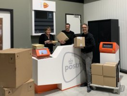 PostNL Business Point verhuist naar Accent