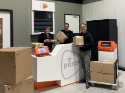 PostNL Business Point verhuist naar Accent