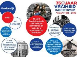 Samen vieren wij 75 jaar vrijheid Harderwijk