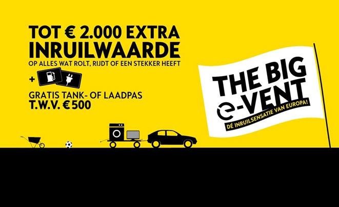 The Big E-vent bij Opel dealer Broekhuis Harderwijk
