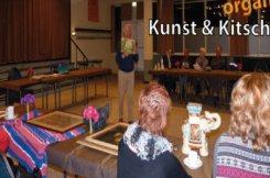 Kunst en Kitsch bij wijkvereniging Stadsdennen en Frankrijk