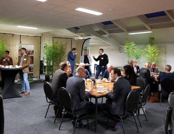 Hacken is hot! - Ondernemersontbijt Bedrijvenkring Harderwijk