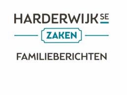 Nieuw: familieberichten op Harderwijkse- en Ermelose Zaken