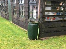 Krijg een ton voor opvang regenwater gesubsidieerd