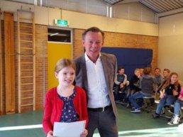Wie wordt de nieuwe juniorstadsdichter van Harderwijk?