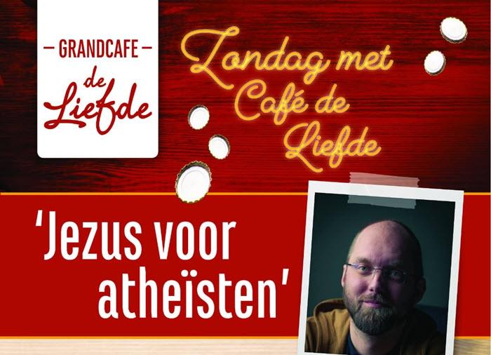 Zondag met Café de Liefde, gastspreker Reinier Sonneveld