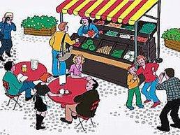 Weekmarkt Drielanden wordt al voor de start uitgebreid