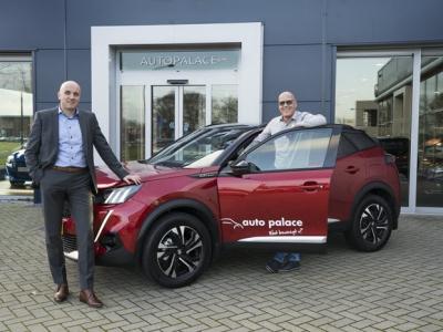 Auto Palace partner voor zakelijke mobiliteit