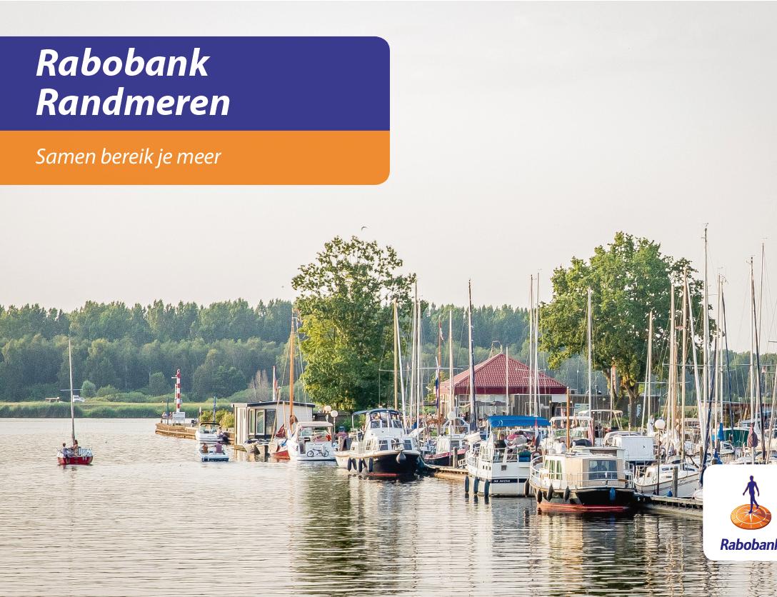 Kantoren Rabobank Randmeren tijdelijk gesloten i.vm. coronavirus