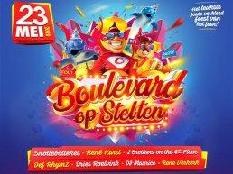 Boulevard op Stelten in Harderwijk verplaatst naar 15 mei 2021!