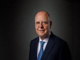 Wethouder Bert van Bijsteren steekt ondernemers hart onder de riem