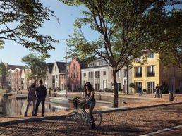 Eerste deelwijk laatste fase Waterfront wordt 'toonaangevend'