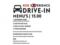 Kok Experience DRIVE-IN