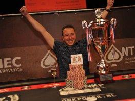 Pokerkampioenschap van Harderwijk vindt online plaats!
