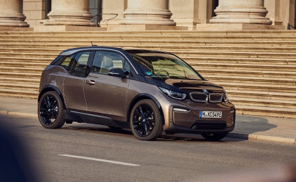 BMW i3 aanbod met 4% bijtelling
