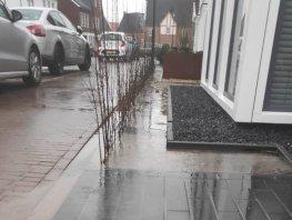 Verdichte bodemlaag oorzaak wateroverlast Harderweide in Harderwijk