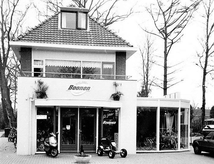 Herinner je je Harderwijk: Rijwielhandel Boonen