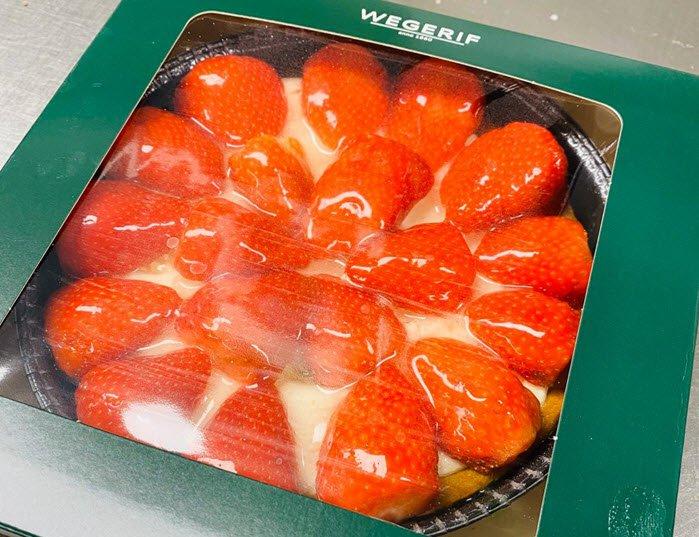 Moederdag-taartjes Rabobank Harderwijk voor Voedselbank