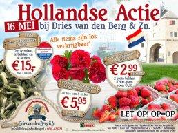 Profiteer van de Hollandse actie gemaakt door Harderwijkse ondernemers