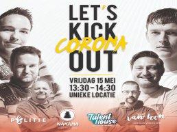 Let's Kick Corona Out