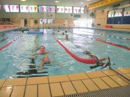 Zwembad De Sypel weer open voor banenzwemmen